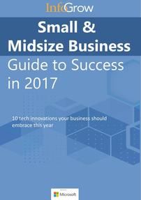 SMB Guide to Success in 2017 Cover