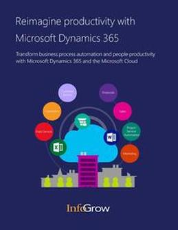 Productivity with Dynamics 365